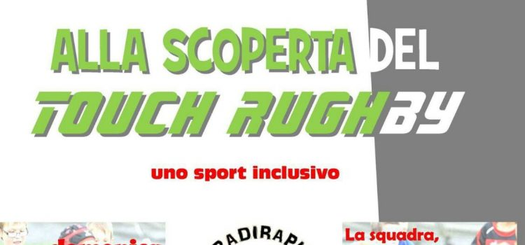 Discovering Parky Touch Rugby