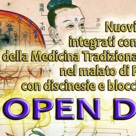 Open Day discinesie e blocchi motori: nuovi approcci con tecniche della Medicina Cinese